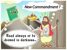 moses and the 11th commandment